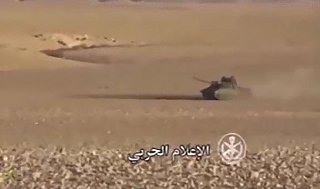 «Уран-9» показал себя в боевых операциях в Сирии.