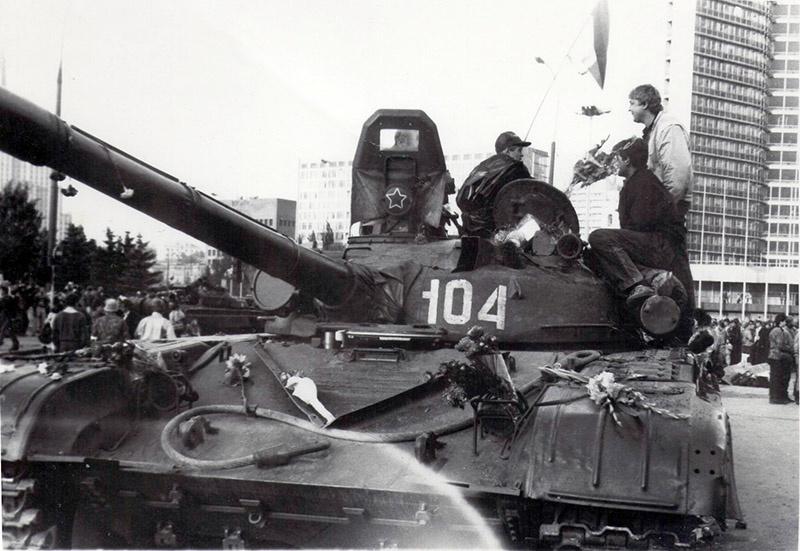 Путч 1991-го - революция или контрреволюция?