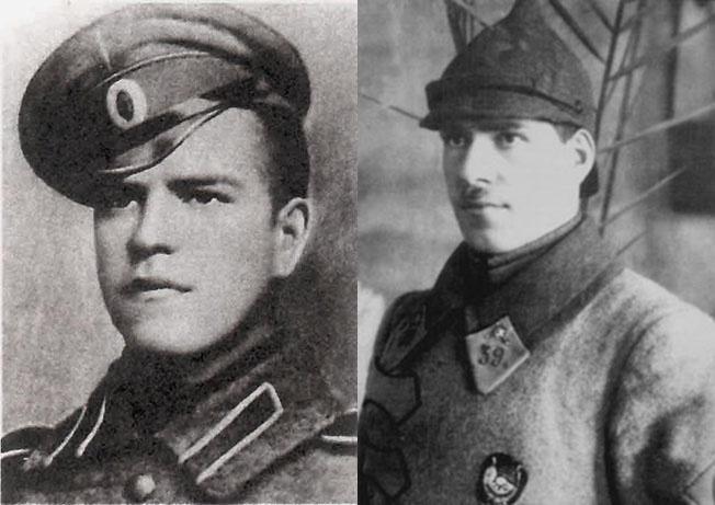 Участник Первой мировой и Гражданской.