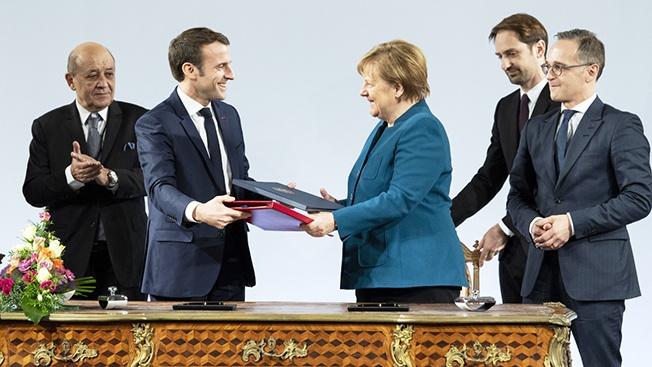 Аахенский германо-французский альянс: кто муж, а кто жена?