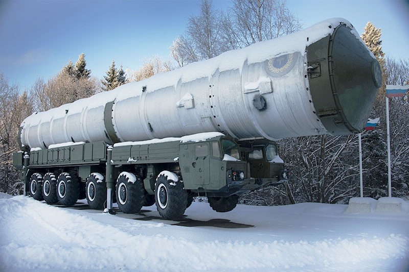 Система ПРО А-135.