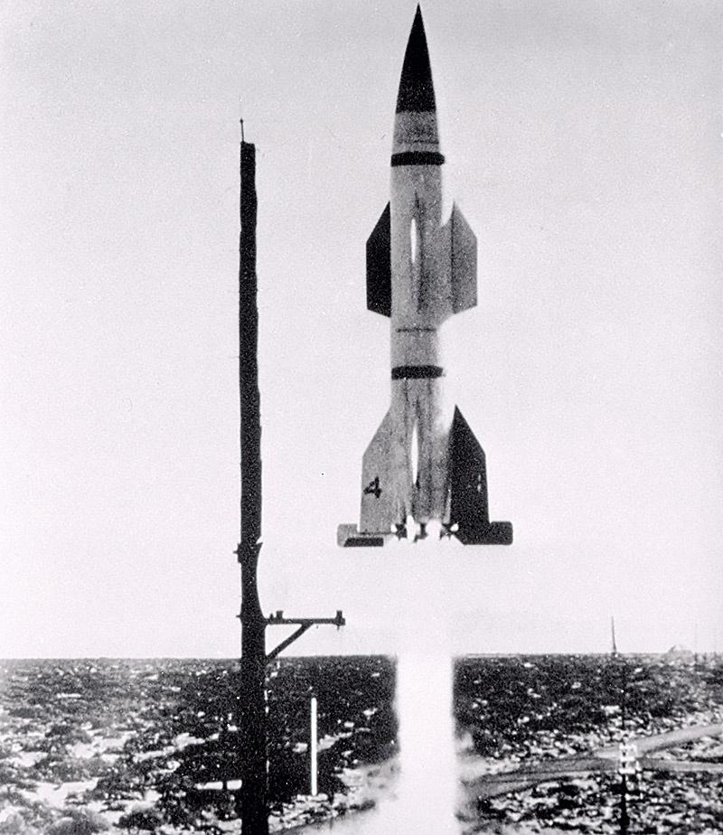 Испытания Hermes А-1.
