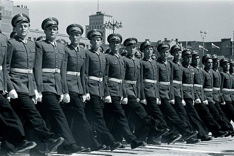 В Войске Польском была заново сформирована система подготовки офицерских кадров.