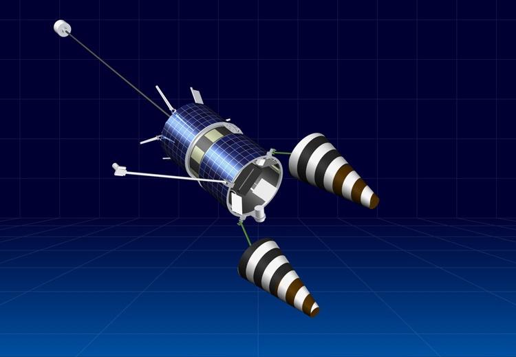 Основой «Сферы» станут спутники «Гонец-М1».