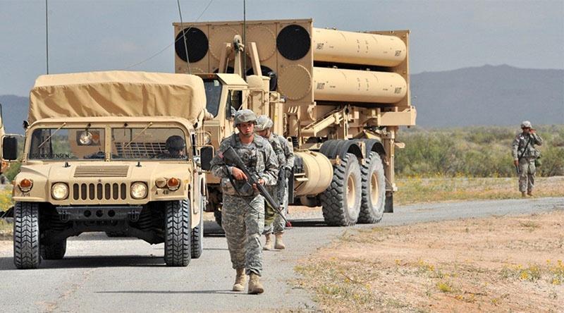 Для сухопутных войск США будут закуплены 34 перехватчика THAAD..