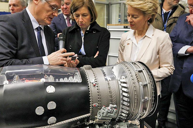 Французские двигатели должны заменить планировавшиеся раньше британские.