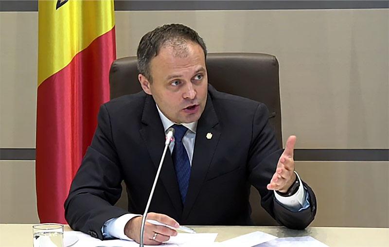 Глава парламента Андриан Канду считает, что «свадьба» Молдавии с ЕС и НАТО неизбежна.