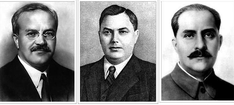 Антапартийная группа Молотова, Маленкова, Кагановича.