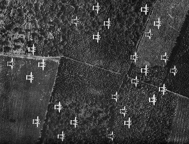 Самолеты «Лайтнинг».