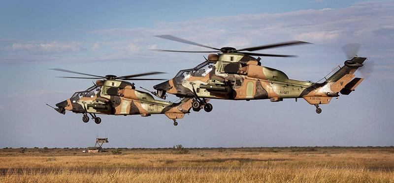 Eurocopter Tiger.