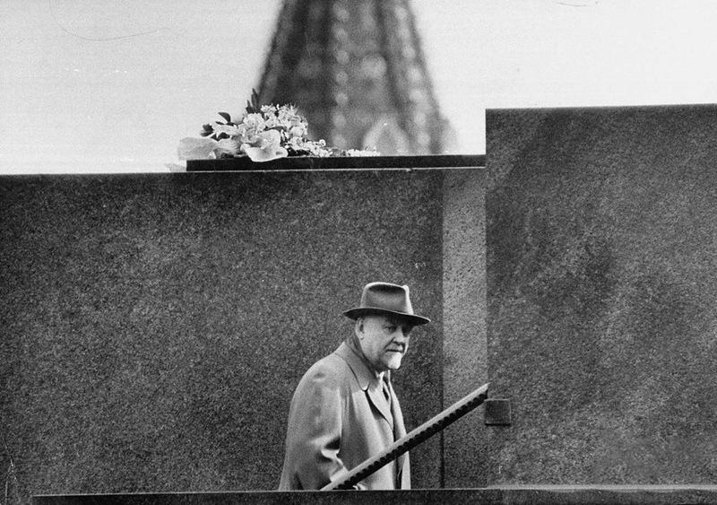 В 1958 году Николай Булганин был снят с поста главы правительства.