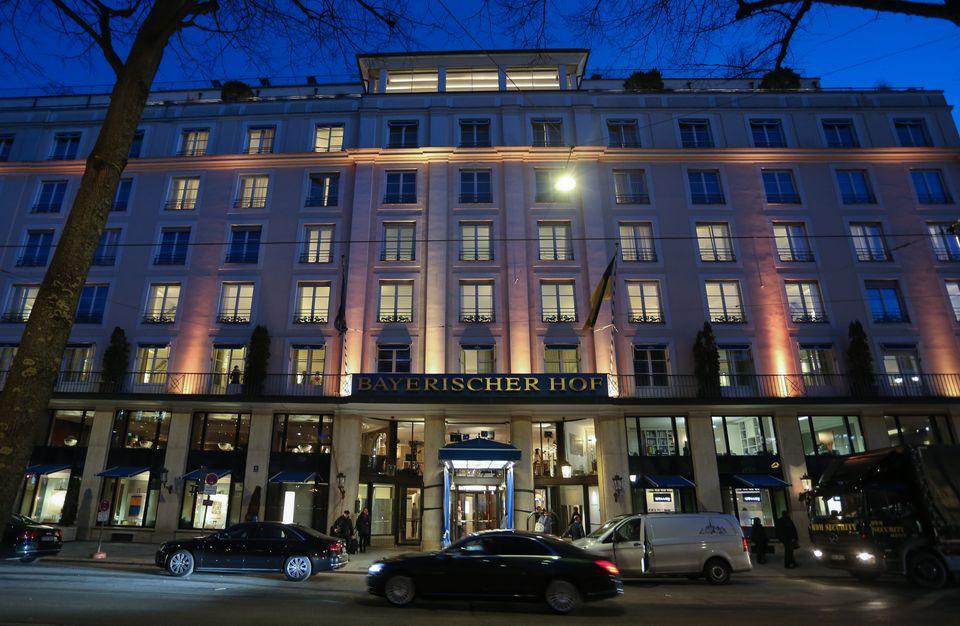 Отель «Баварский двор».