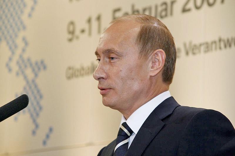 «Мюнхенская речь» Путина 10 февраля 2007.