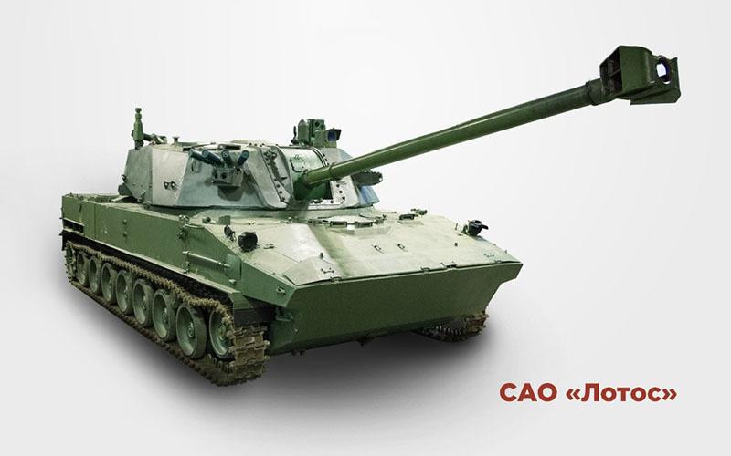 Самоходное артиллерийское орудие «Лотос» разработано специально для ВДВ.