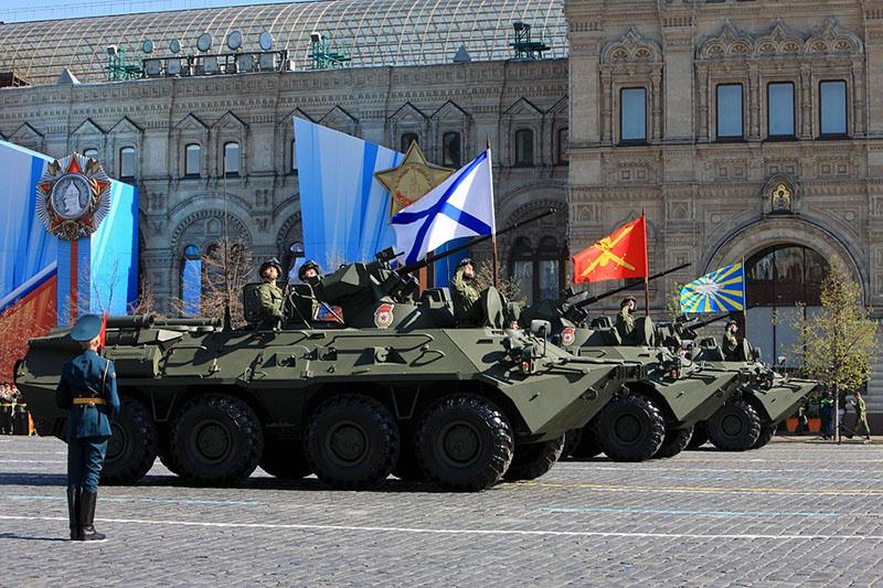 САО «Лотос» может быть впервые продемонстрировано на параде Победы на Красной площади в Москве.