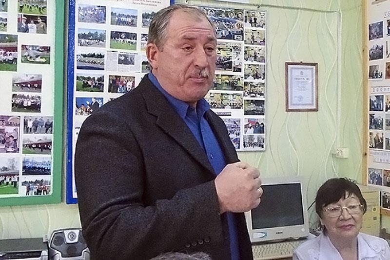 Владимир Ковтун - директор Александровской Птицефабрики в Недюровке.