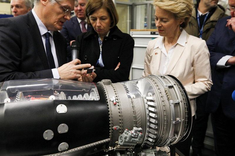 Двигатель для самолета разработает французская компания Safran.
