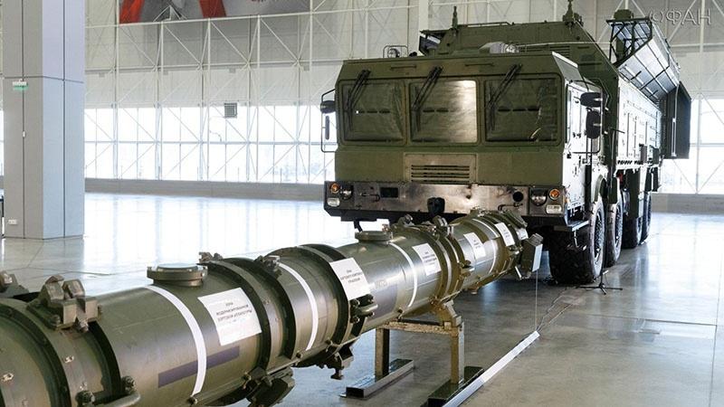 Крылатая ракета 9м729 «Новатор».