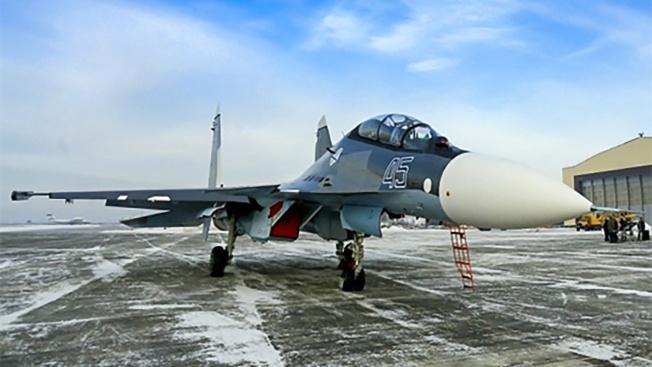 Истребители Су-30СМ получат «вторую жизнь»