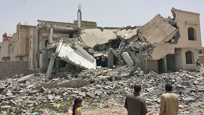 На йеменском фронте без перемен