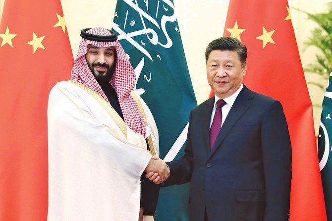 Наследный принц на этой неделе встретился с с Председателем КНР Си Цзиньпином.