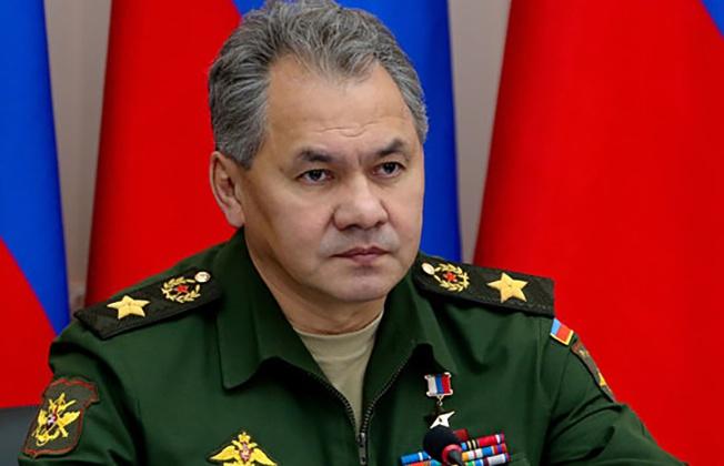 Министр обороны России, генерал армии Сергей Шойгу: у России есть адекватный ответ на неадекватные шаги НАТО.