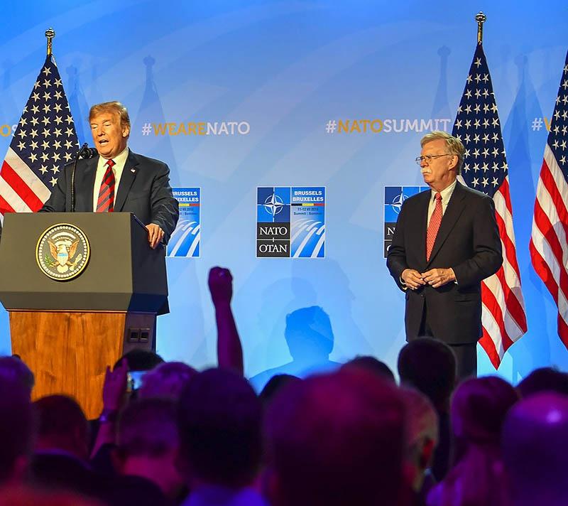 Трамп заставил натовских партнеров раскошелиться.