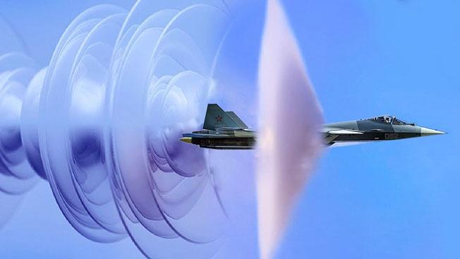 Военный гиперзвук на водородной тяге - истребители шестого поколения