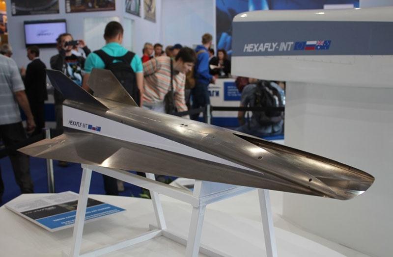 Проект Гиперзвуковой летающей лаборатории HEXAFLY-INT.