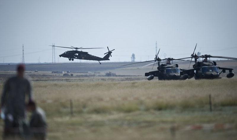 Переброска американских боевых вертолетов в черноморский регион в случае потенциальной эскалации напряженности может стать плацдармом для нападения на Россию.