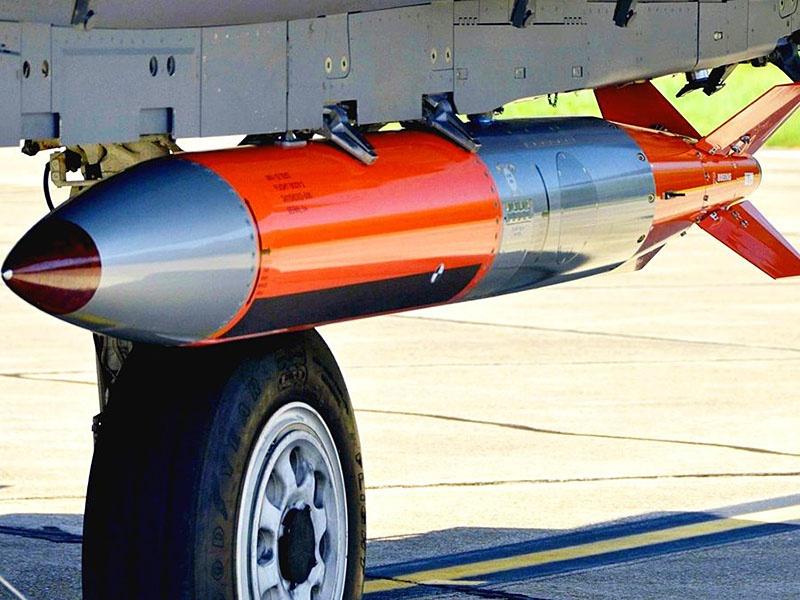 Бомбы типа B61-12.