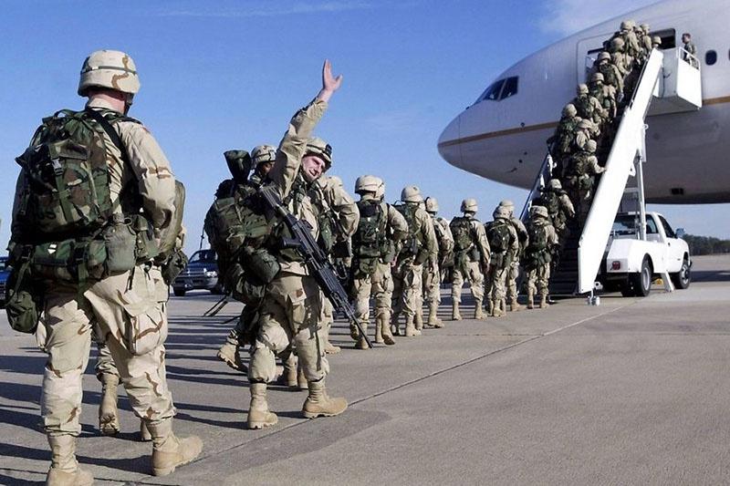 Содержание американских военных особенно накладно обойдется Южной Корее, Японии и Германии.