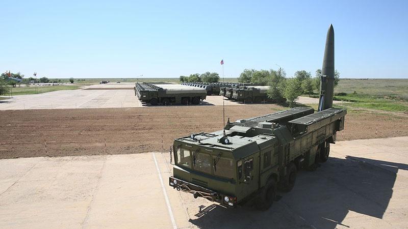 Шведы вынесли приговор ракетам комплекса «Искандер-М» - «летают не далеко».