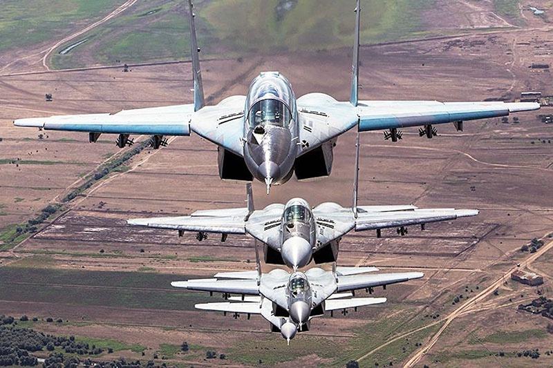 Количество учений с участием авиации превысило уровень, который был в СССР.