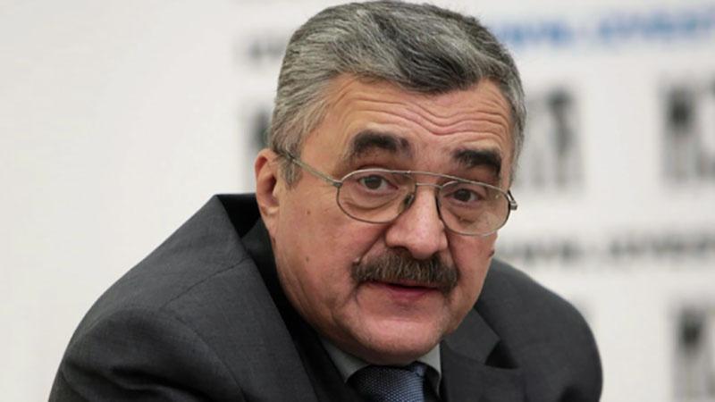Владимир Жарихин.