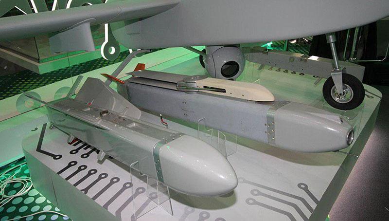 Боевые беспилотные платформы - оружие российского «Альтаира».