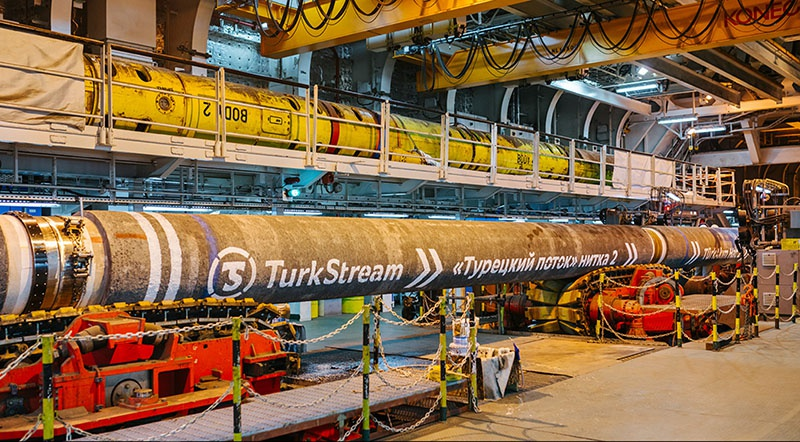Российско-турецко-европейское энергетическое партнерство - Россия не обусловливает экономическое сотрудничество политической лояльностью.