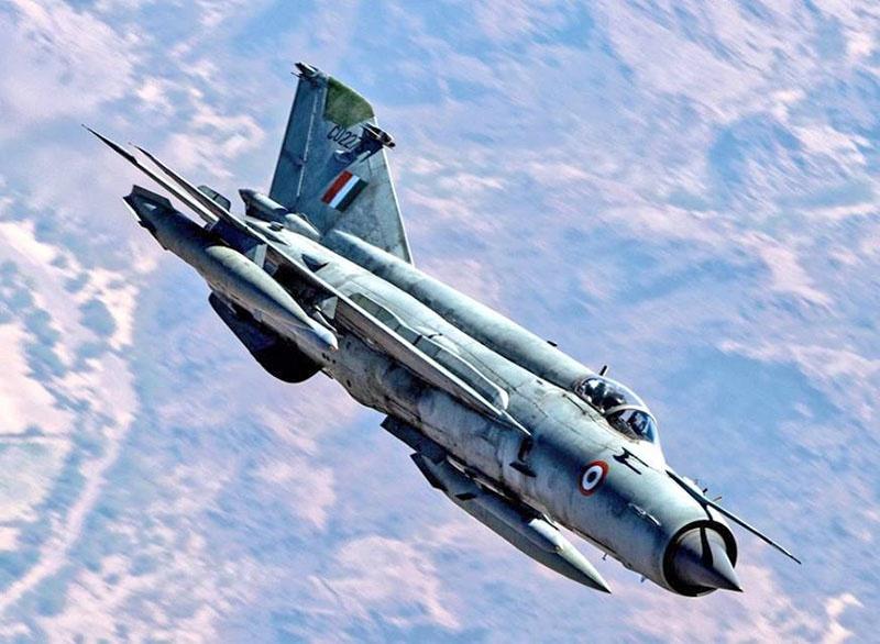 В 2018 году на вооружении ВВС Индии находились 244 истребителя МиГ-21.