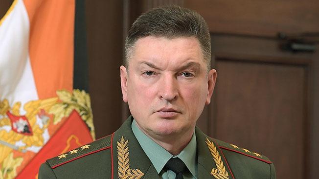 Генерал-полковник Александр Лапин: «Усилия органов военного управления и войск направлены на укрепление боевой мощи округа»