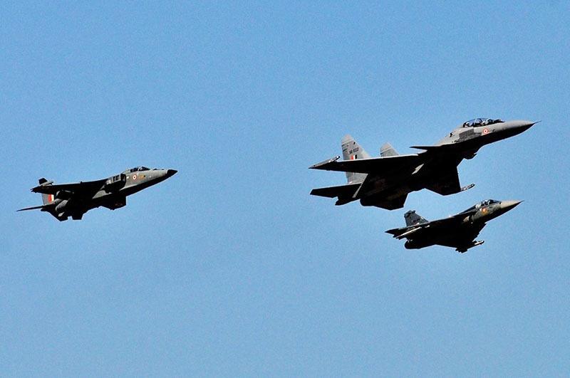 Индийские ВВС эксплуатируют многочисленный флот разновозрастных российских военных самолетов.