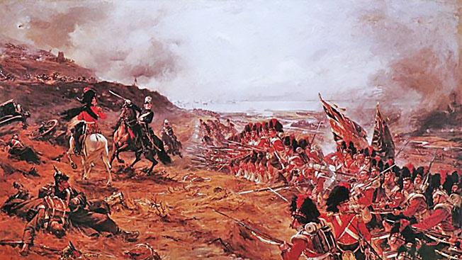 «Рэдкот» против русского солдата: Пиррова победа англичан