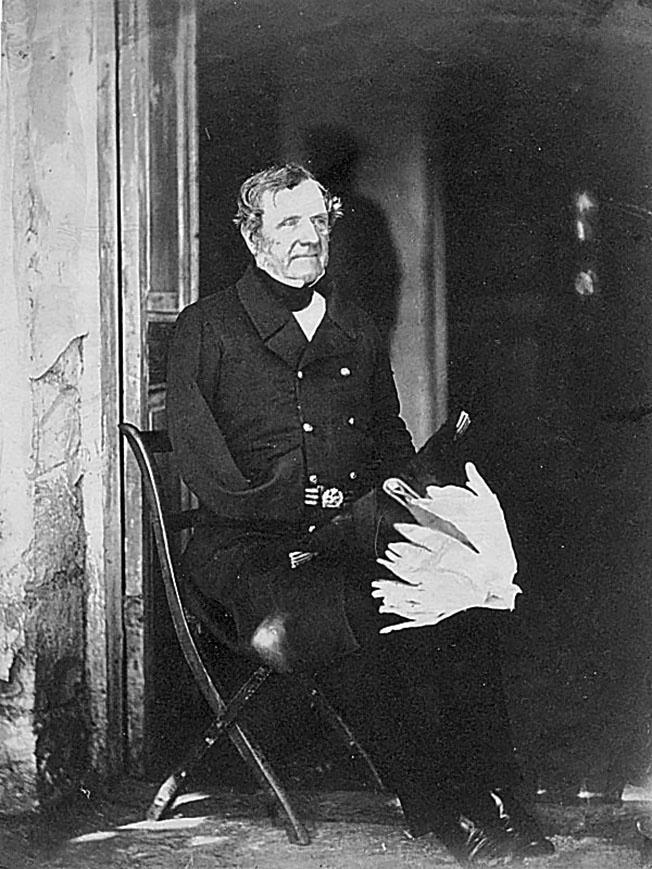 Фельдмаршал барон Фицрой Джеймс Генри Сомерсет Реглан.
