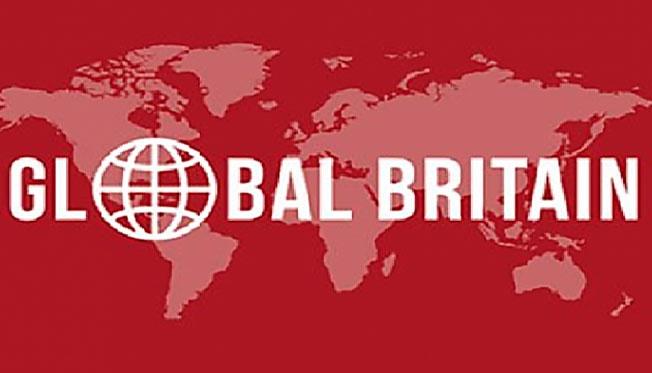 Global Britain.