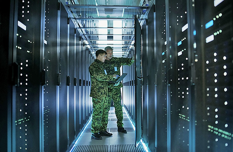 «Ростех» создал вычислительный комплекс для технополиса «Эра».
