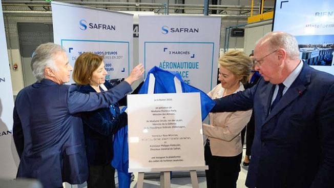 Немецкая компания MTU Aero Engines и французский производитель авиадвигателей Safran начали работы по проекту FCAS.