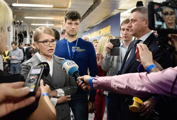 Юлия Тимошенко упустила свой президентский шанс.