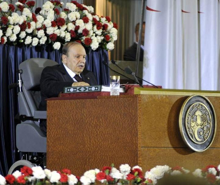 Бутефлики занимает президентское кресло вот уже 20 лет.