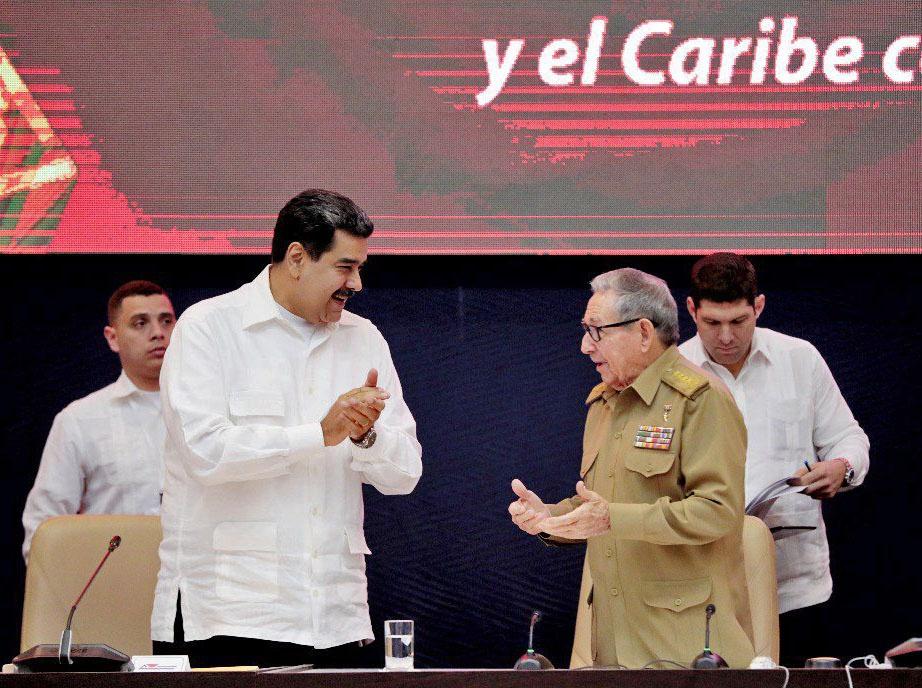 Атаку против Кубы и Венесуэлы США ведут многопланово, осознавая, что обе страны помогают друг другу парировать экономические санкции, блокировать попытки госпереворота и искусственное формирование внутренней оппозиции в обеих странах.