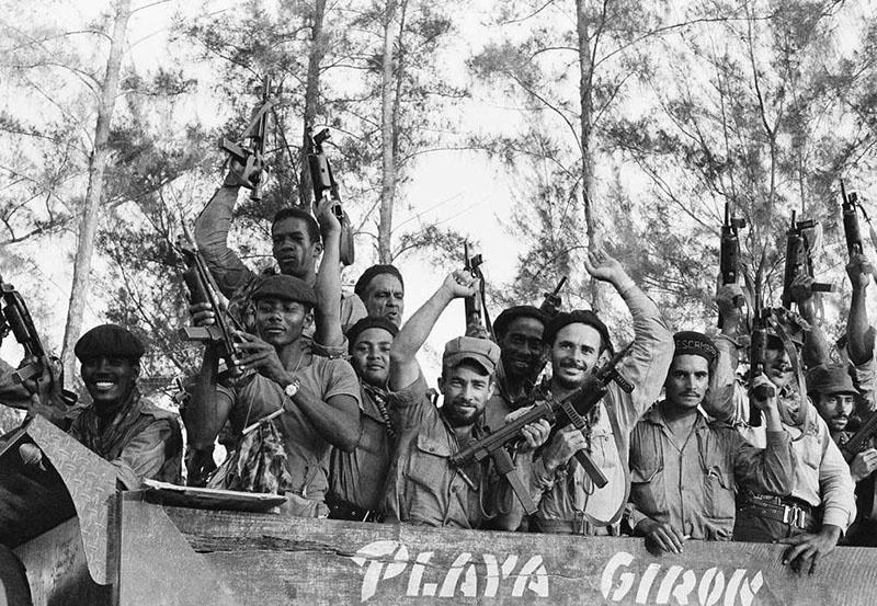 На Плайя-Хирон американские наемники потерпели сокрушительное поражение.