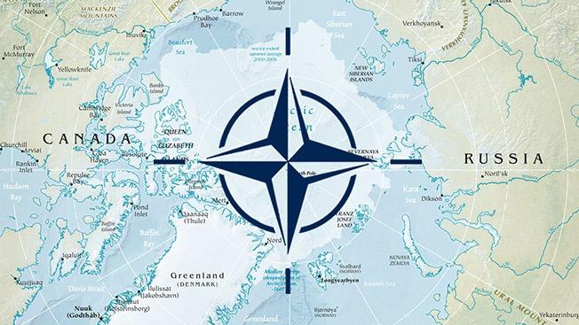 НАТО готово перейти Рубикон северного сияния